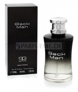 BACK MAN 100 ml EDT Herren Parfum Paris Generales