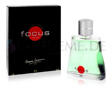 Focus 100 ml EDT Herren Parfum Paris Generales