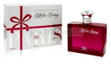 Gift for giving 100 ml EDP Damen Parfum Paris Generales