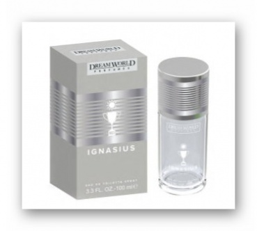 IGNASIUS Herren Parfum 100 ml Eau de Toilette Dream World