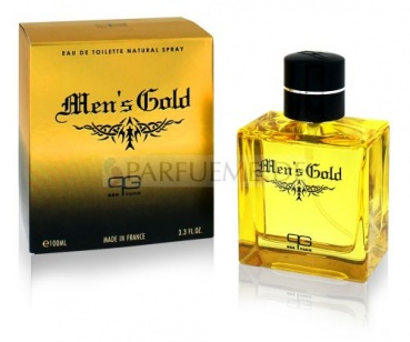 MEN S GOLD 100 ml EDT Herren Parfum Paris Generales