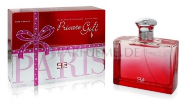 PRIVATE GIFT 100 ml EDP Damen Parfum Paris Generales