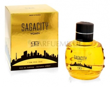 Sagacity women 100 ml EDP Damen Parfum Paris Generales PARIS