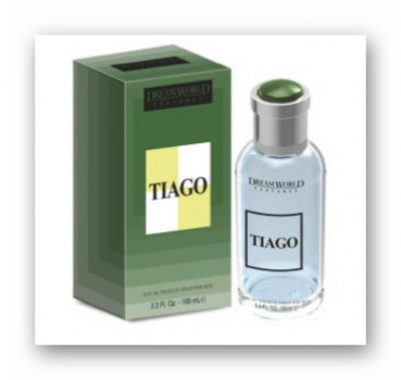 TIAGO Herren Parfum 100 ml Eau de Toilette Dream World