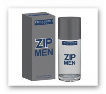ZIP Herren Parfum 100 ml Eau de Toilette Dream World
