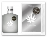 Cannabis SILBER for Him 100ml Parfum Cosmetica Fanatica