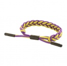 Duftarmband purple / yellow  lila / gelb  Damen / Herren