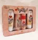 Pride of Hearts Set 4 Teile Damen Parfum Creation Lamis Deluxe